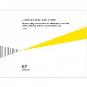 Creating a better care system