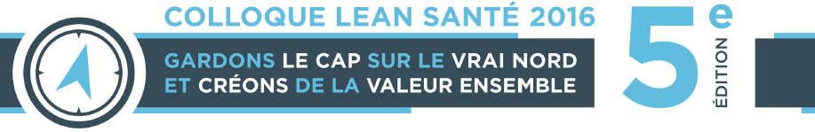 Colloque Lean 2016 5e edition